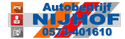 Logo Autobedrijf Nijhof