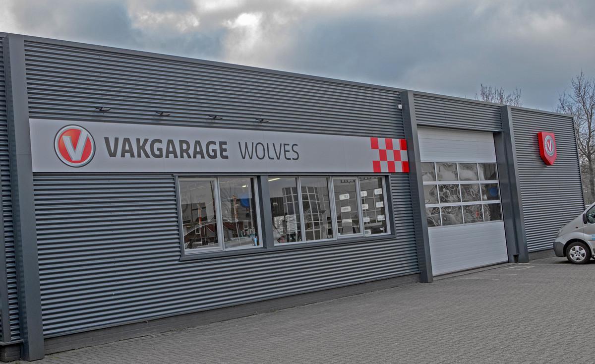 Foto Vakgarage Wolves