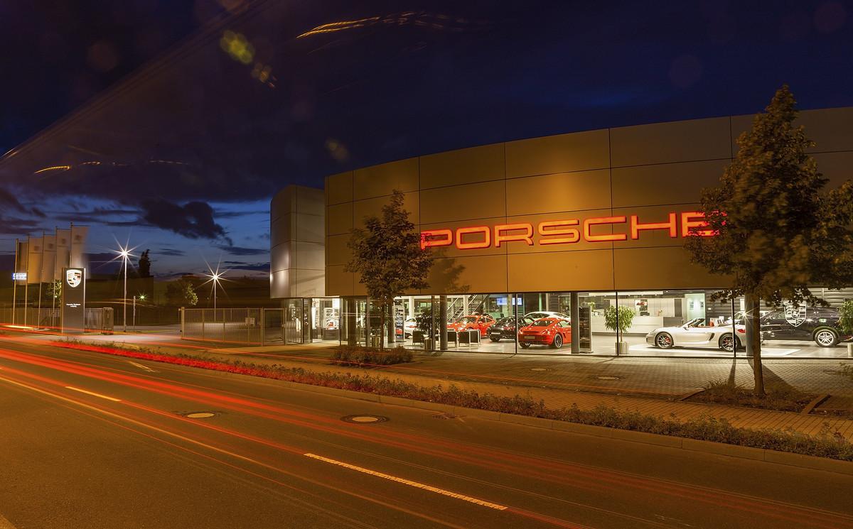 Foto von Porsche Zentrum Leipzig