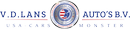 Logo Van der Lans Auto`s