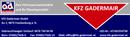 Logo KFZ Gadermair GmbH