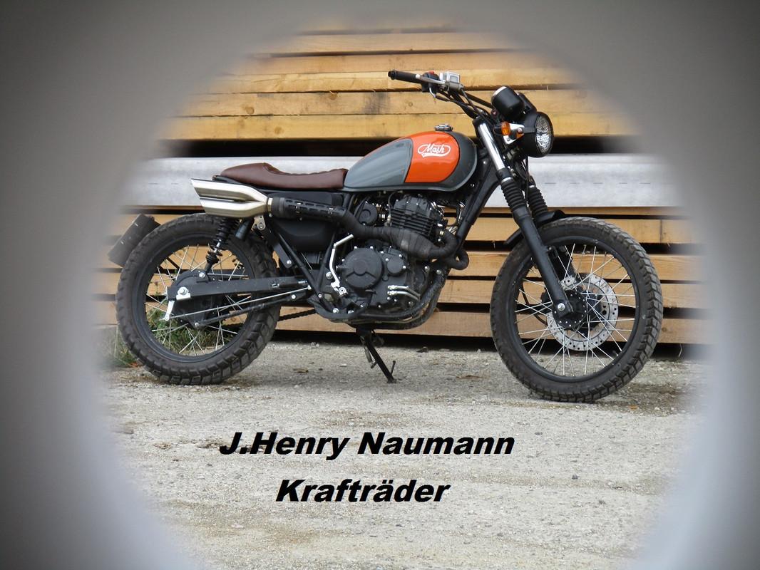 Foto von Motorrad Naumann