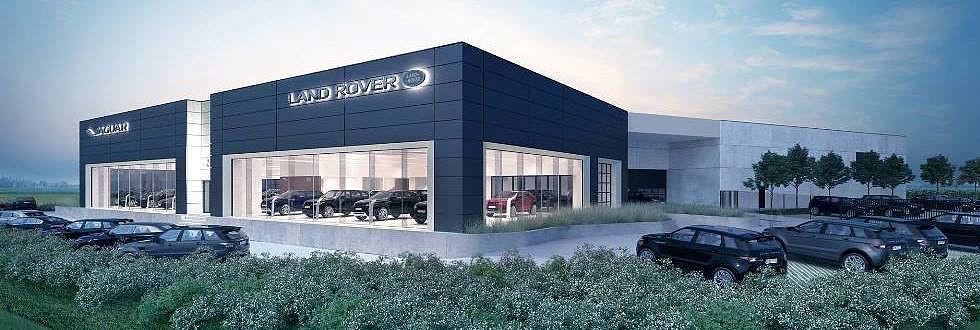 Foto de Jaguar - Land Rover Szrek