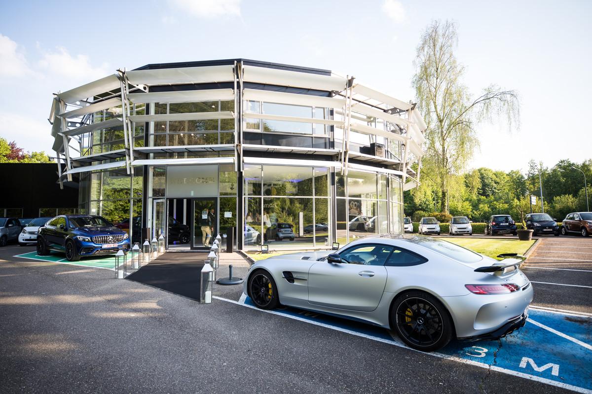 Foto von Concessionnaire Mercedes-Smart Mannès