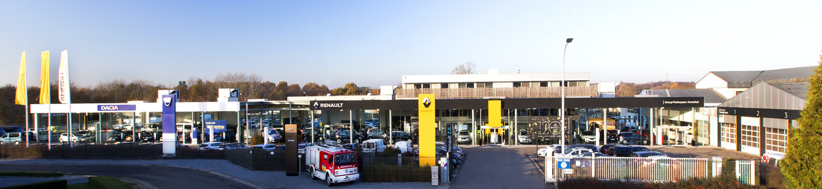 Foto Group Pashuysen Occasies (Renault Selection)
