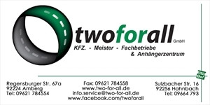Foto von two-for all GmbH