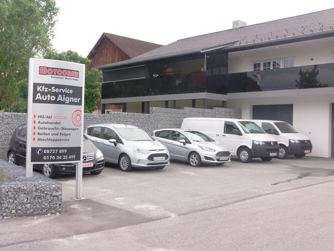 verkauft Rabatt-Verkauf billig für Rabatt Auto Aigner in Falkenberg   AutoScout24