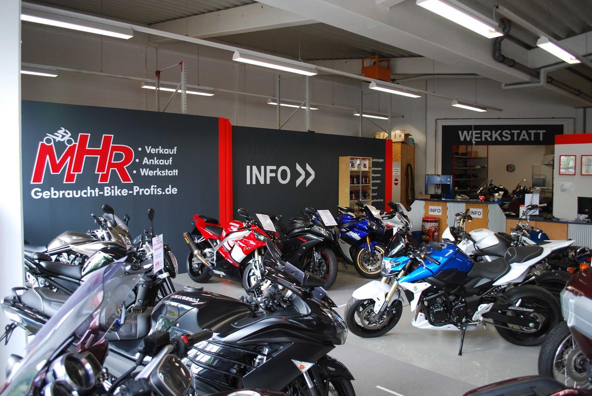 Foto von MHR Motorrad & Mehr