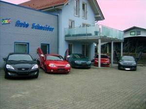 Foto von Auto-Schneider