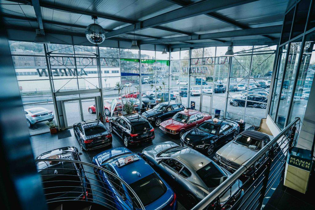 Foto von Autohaus Amrein GmbH & Co. KG