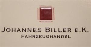 Foto von Johannes Biller e.K.