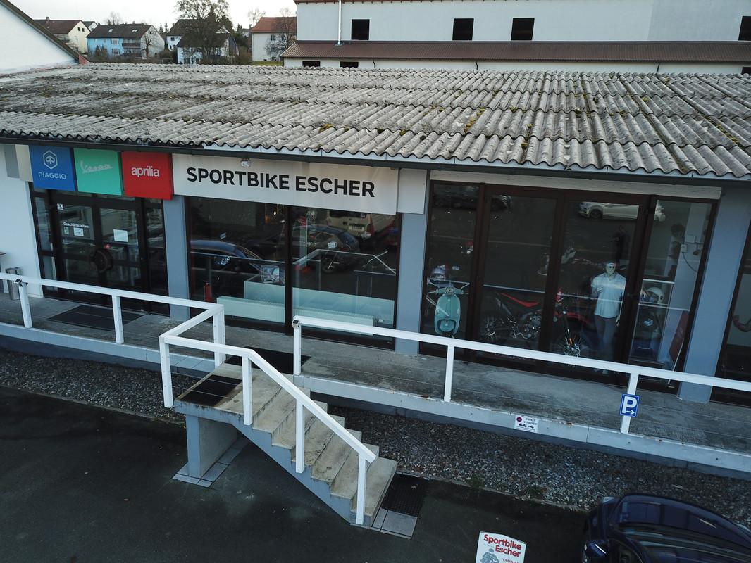 Foto von Sportbike Escher