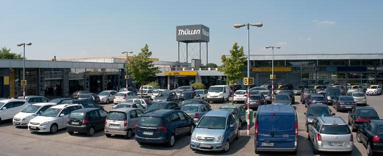 Foto von Auto Thüllen Aachen