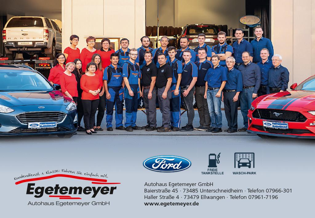 Foto von Autohaus Egetemeyer GmbH