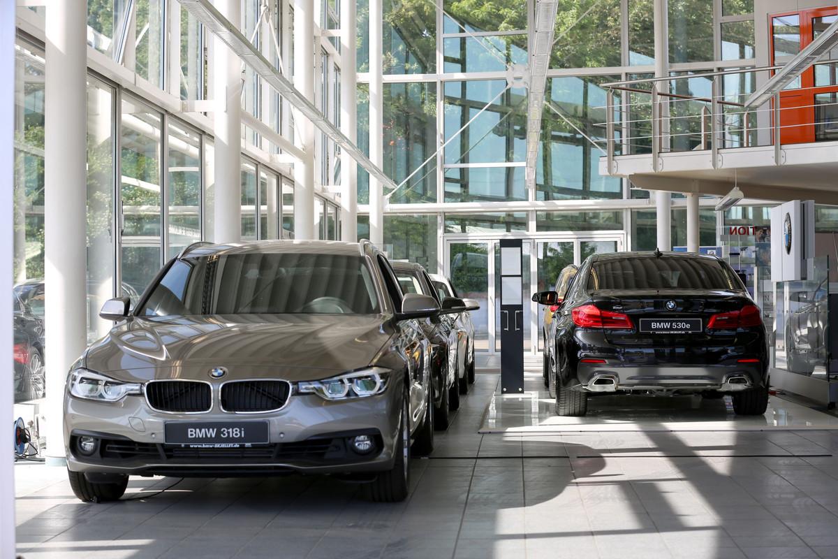 Foto von BMW AH Skjellet GmbH
