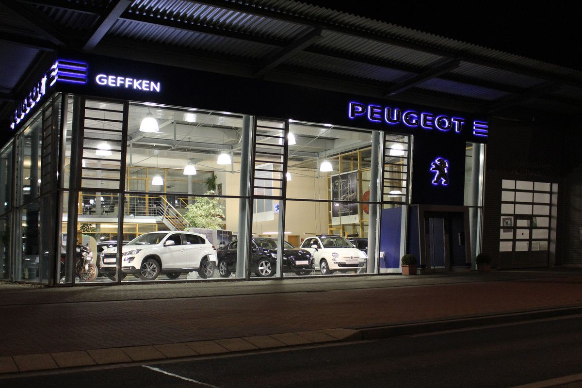 Foto von Autohaus GEFFKEN GmbH