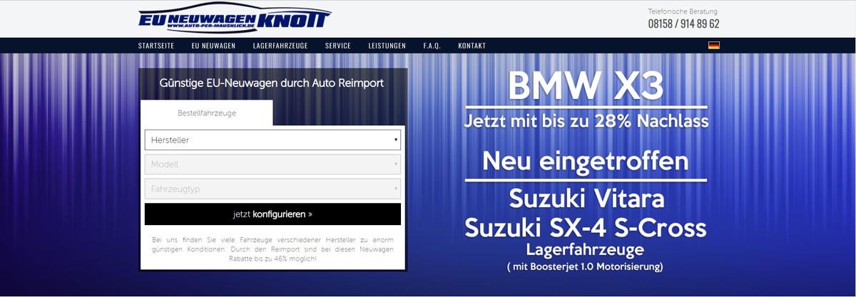 Foto von EU Neuwagen Knott GmbH