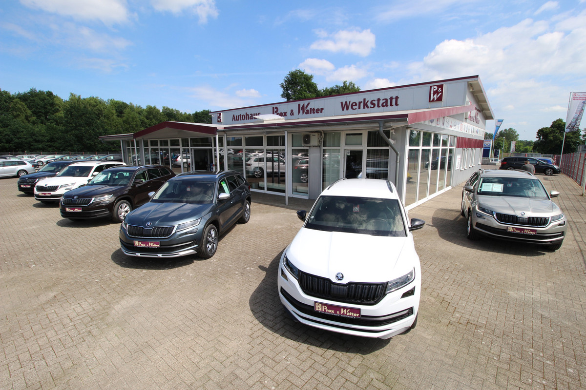 Foto Mehr-Marken-Autohaus Prox & Walter