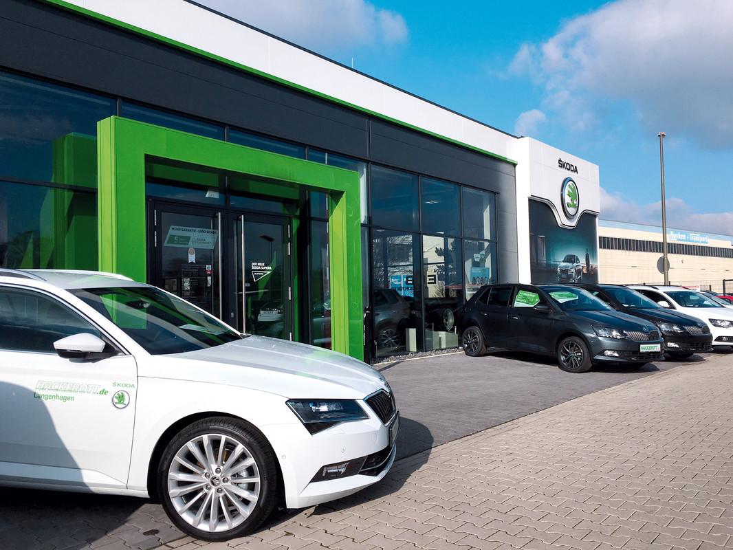 Foto von Autohaus Hackerott GmbH & Co. KG