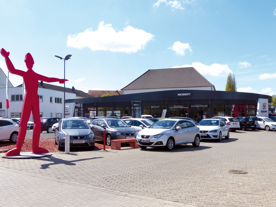 Foto di Autopark Hackerott GmbH & Co. KG