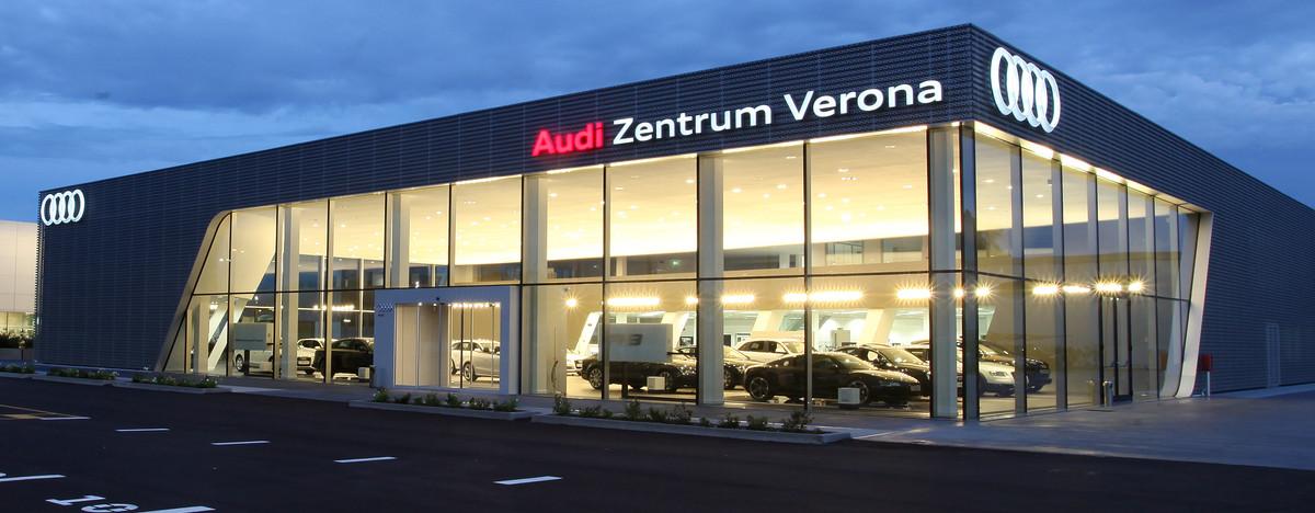 Foto di Vicentini Spa - Audi Zentrum Verona