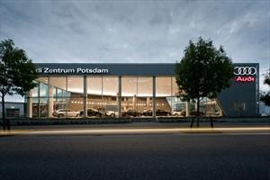 Foto Audi Zentrum Potsdam