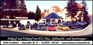 Foto von Autohaus Schönhofer