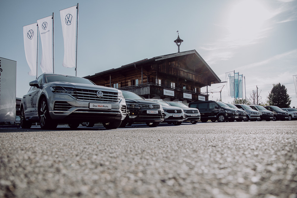 Foto von Volkswagen Zentrum Rosenheim