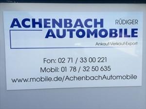 Foto von Rüdiger Achenbach Automobile