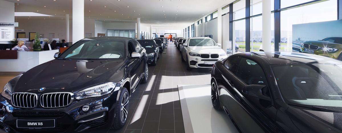Foto von Autohaus Becker-Tiemann Bielefeld GmbH & Co. KG