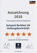 Foto von Autopark Barleben UG (haftungsbeschränkt)