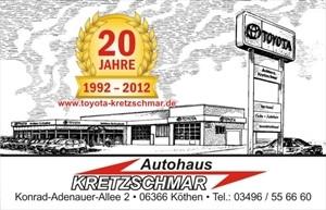 Foto von Autohaus Kretzschmar AG