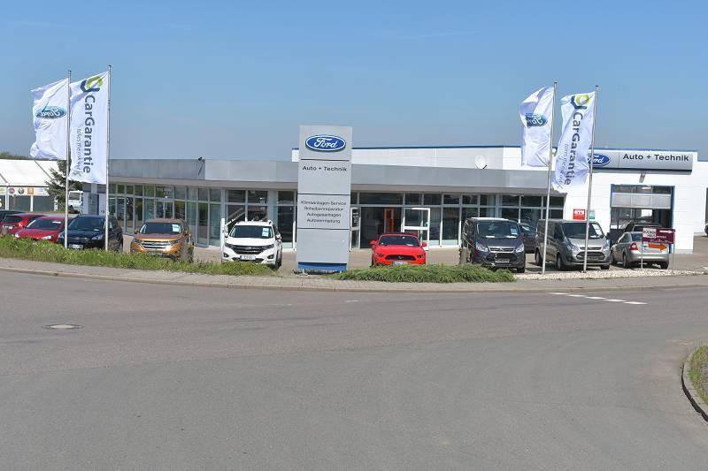 Foto von AHS Auto + Technik GmbH
