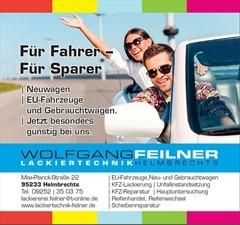 Foto von Wolfgang Feilner Fahrzeughandel