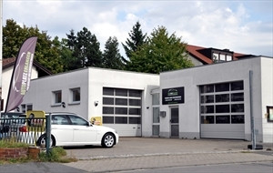 Foto von Autoplatz Erlangen