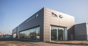 Foto di Jaguar Land Rover Hasselt
