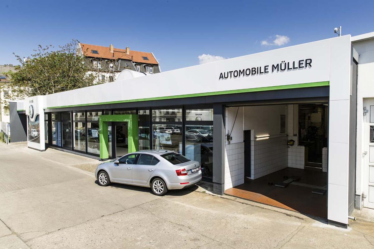 Foto von Autohaus Müller Reudnitz GmbH