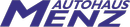 Logo AMW Autohaus Menz e.K.