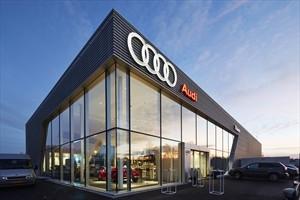 Foto Thoen Audi