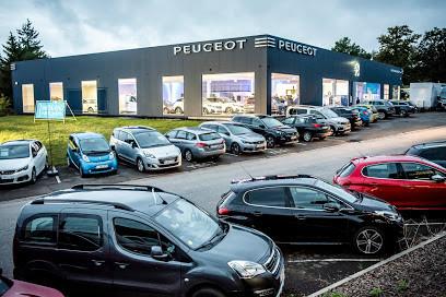 Photo de Peugeot - Ricco Marche (Site Rochefort)