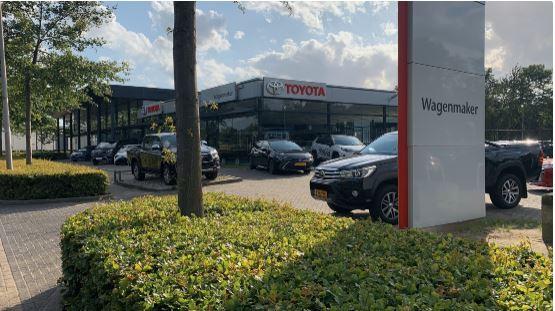 Foto von Toyota Wagenmaker Deventer B.V.