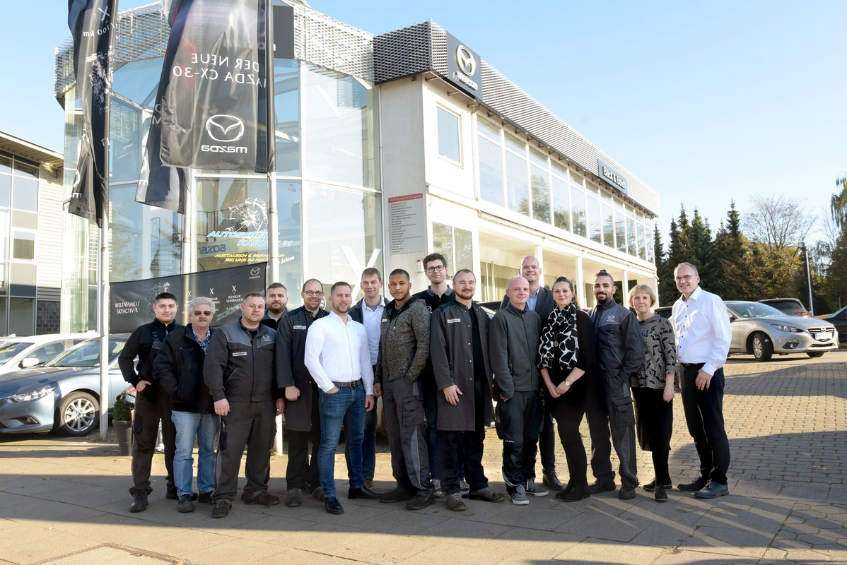 Foto von Autohaus Back & Boldt GmbH