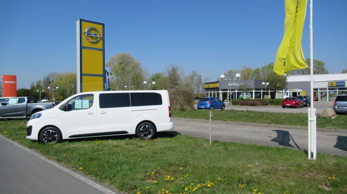 Foto von Autohaus Möldgen GmbH & Co. KG