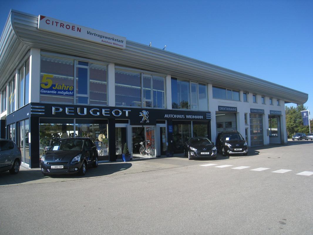Foto von Autohaus Widmann GmbH