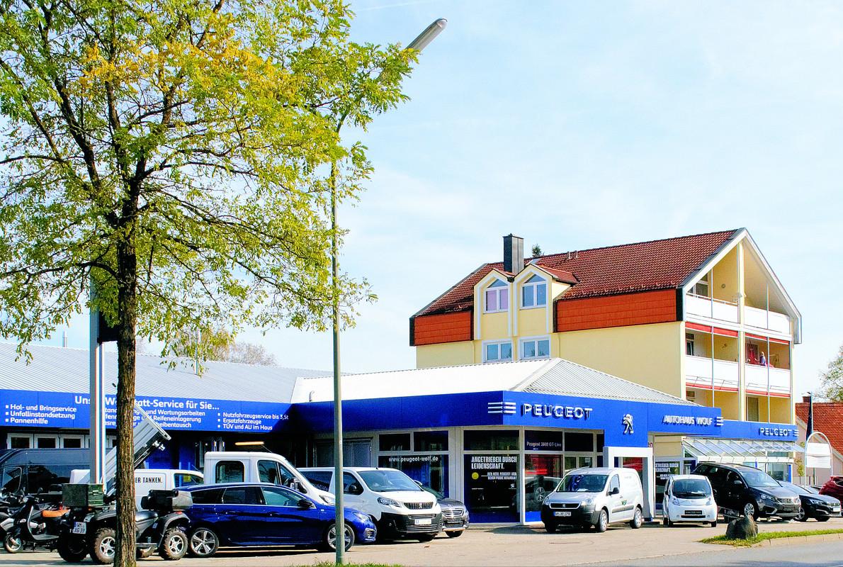 Foto von Autohaus Wolf Meinl GmbH & Co. KG