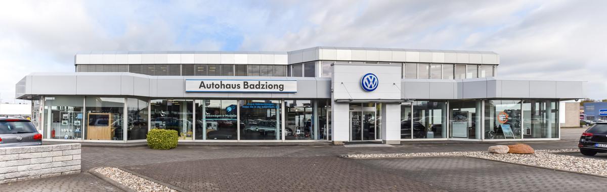 Foto von Autohaus Badziong Vertriebszentrum