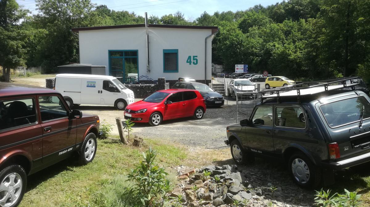 Foto von Autopark Lenglern