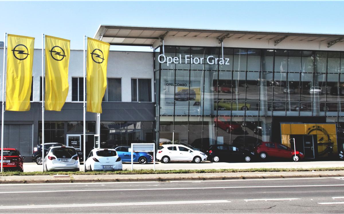 Foto von Opel Fior Graz GmbH