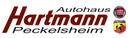 Logo Autohaus Fiat Hartmann