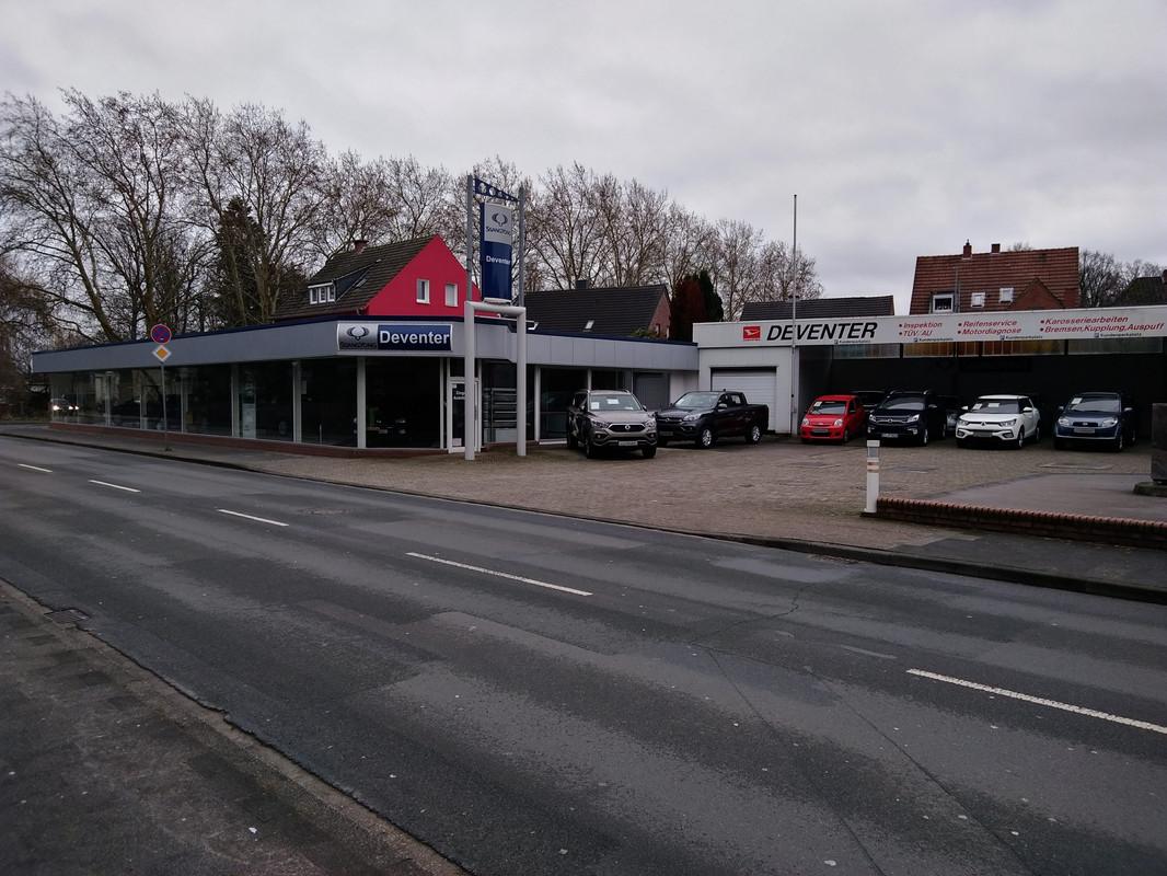 Foto von Autohaus Deventer GmbH